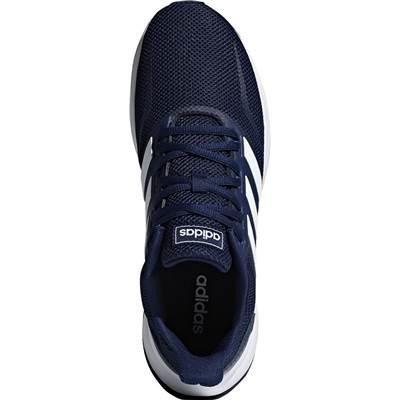 アディダス adidas FALCONRUN M F36201 メンズ ランニングシューズ ジョギング 初心者向け ランニング 趣味 2E幅 ブルー 青 2019年春夏