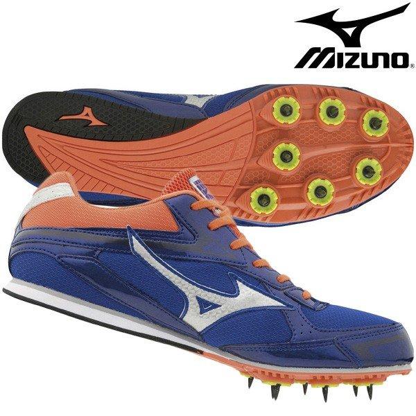 ミズノ MIZUNO ブレイブウィング 3 U1GA183005 メンズ レディース 陸上 ランニング スパイク ランスパ オールラウンド 練習 部活  新入部 明日から使える