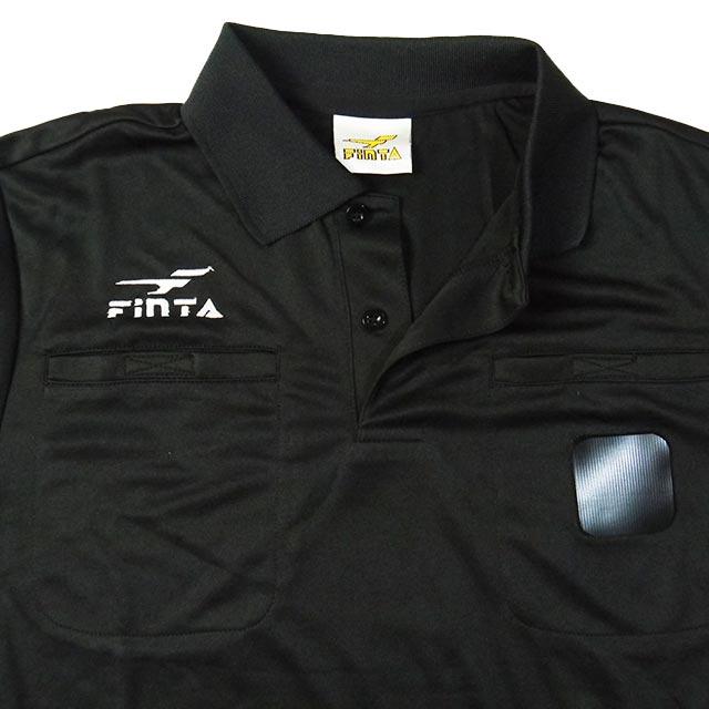 レフェリー 審判 ウェア 4点 セット FINTA フィンタ FT6511-0500