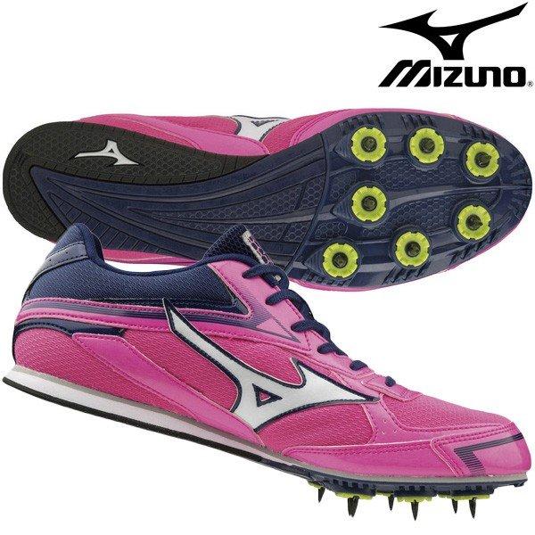 ミズノ MIZUNO ブレイブウィング 3 U1GA183061 メンズ レディース 陸上 ランニング スパイク ランスパ オールラウンド 練習 部活  新入部 明日から使える