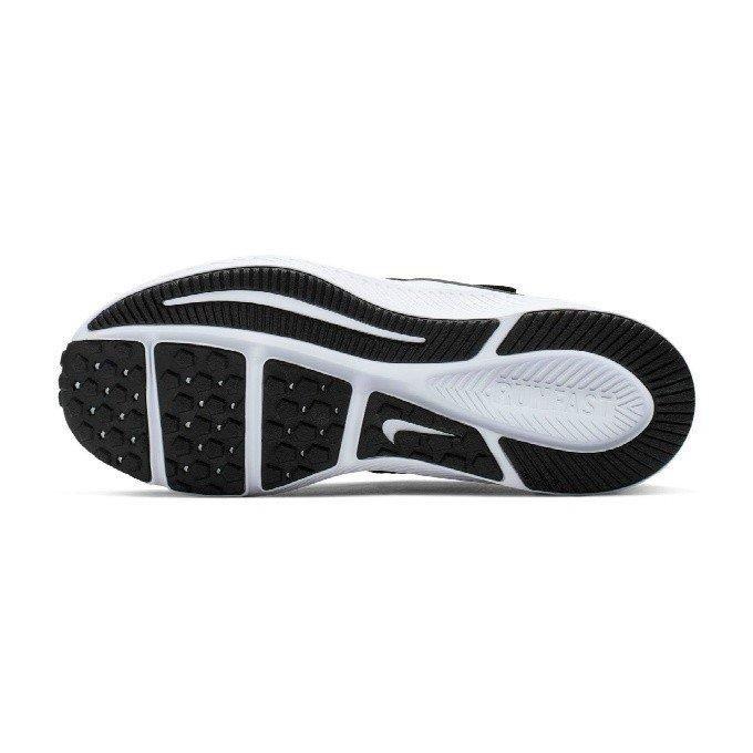 ナイキ NIKE スター ランナー 2 PSV AT1801-001 ジュニア ランニングシューズ マジックテープ ベルクロ 運動靴 スニーカー ランニング 子供 キッズ ブラック