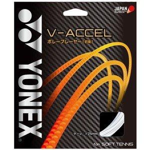 ヨネックス YONEX V−アクセル SGVA ソフトテニスガット ソフトテニス ガット