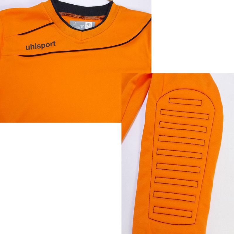 ジュニア ゴールキーパー ウェア 上下セット ストリーム 3.0 GKセット uhlsport ウールシュポルト 1005703