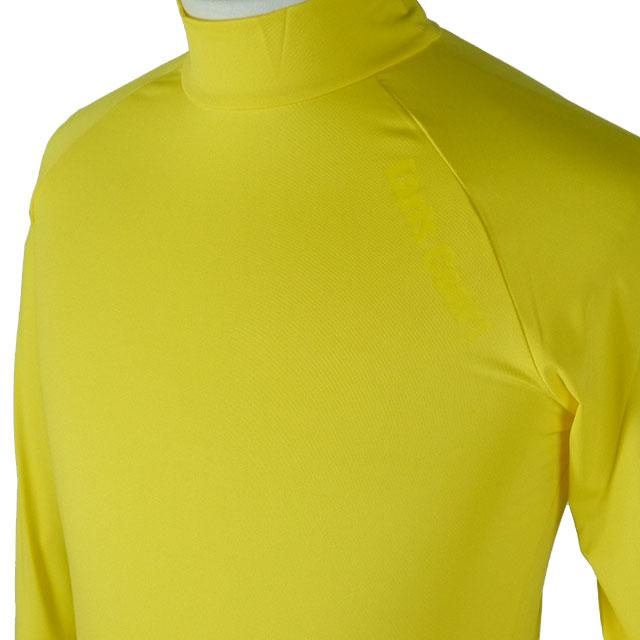 アールズコート Earls court ハイネック インナーシャツ 長袖 EC-01 アンダーウェア アンダーシャツ 男女兼用