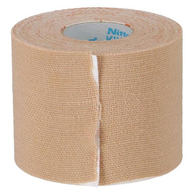 二トリート キネシオロジーテープ 撥水タイプ ブリスターパック 50mm NKHBP50 二トムズ スポーツ テーピング テープ