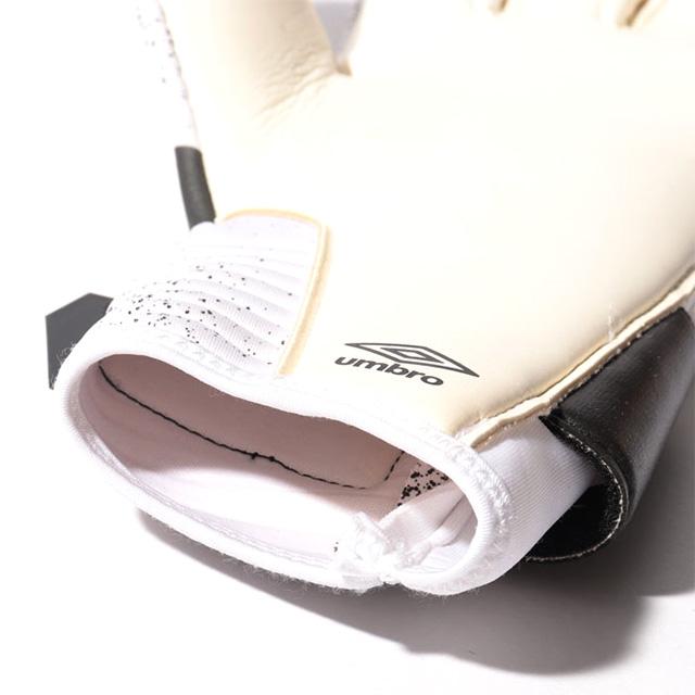 アンブロ umbro ネオプログローブ UJS5100-WB キーパーグローブ GKグローブ キーグロ ゴールキーパー ホワイト ブラック
