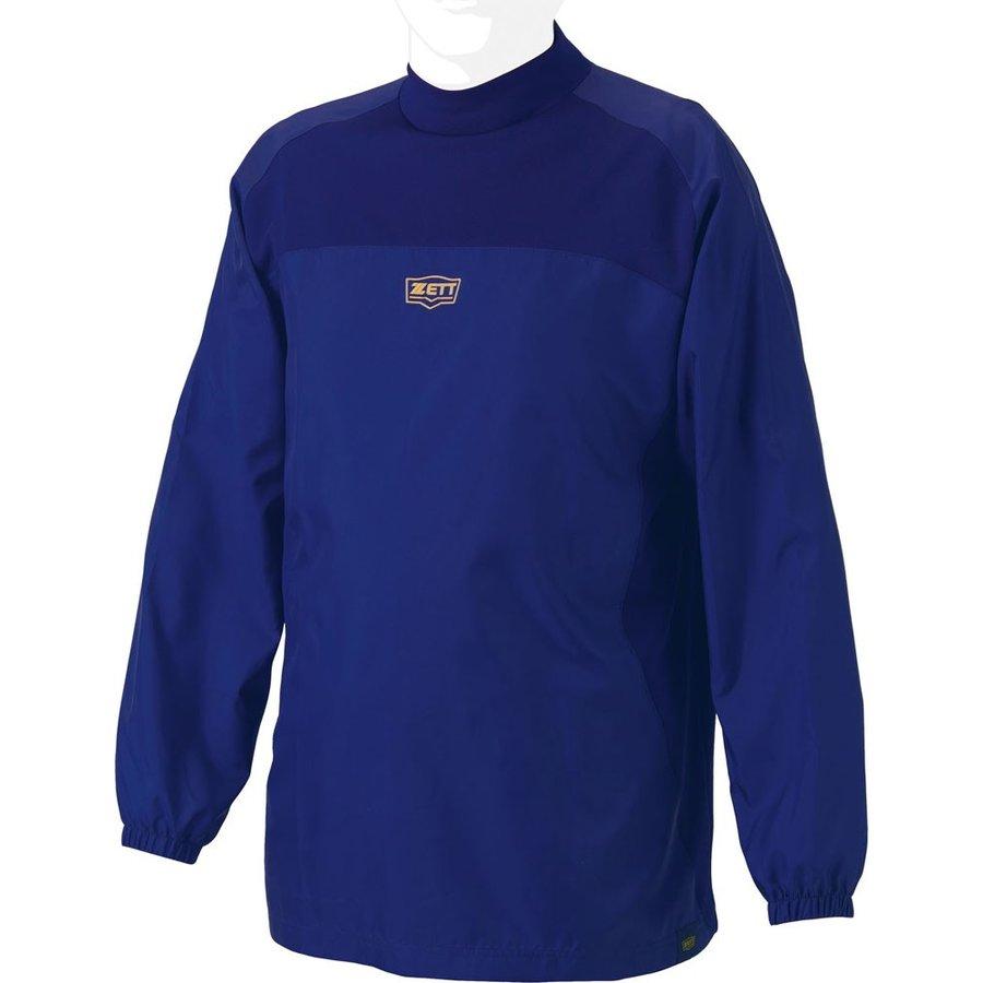 ゼット ZETT 少年用 ウインドレイヤーシャツ BO215WJ-2500 野球
