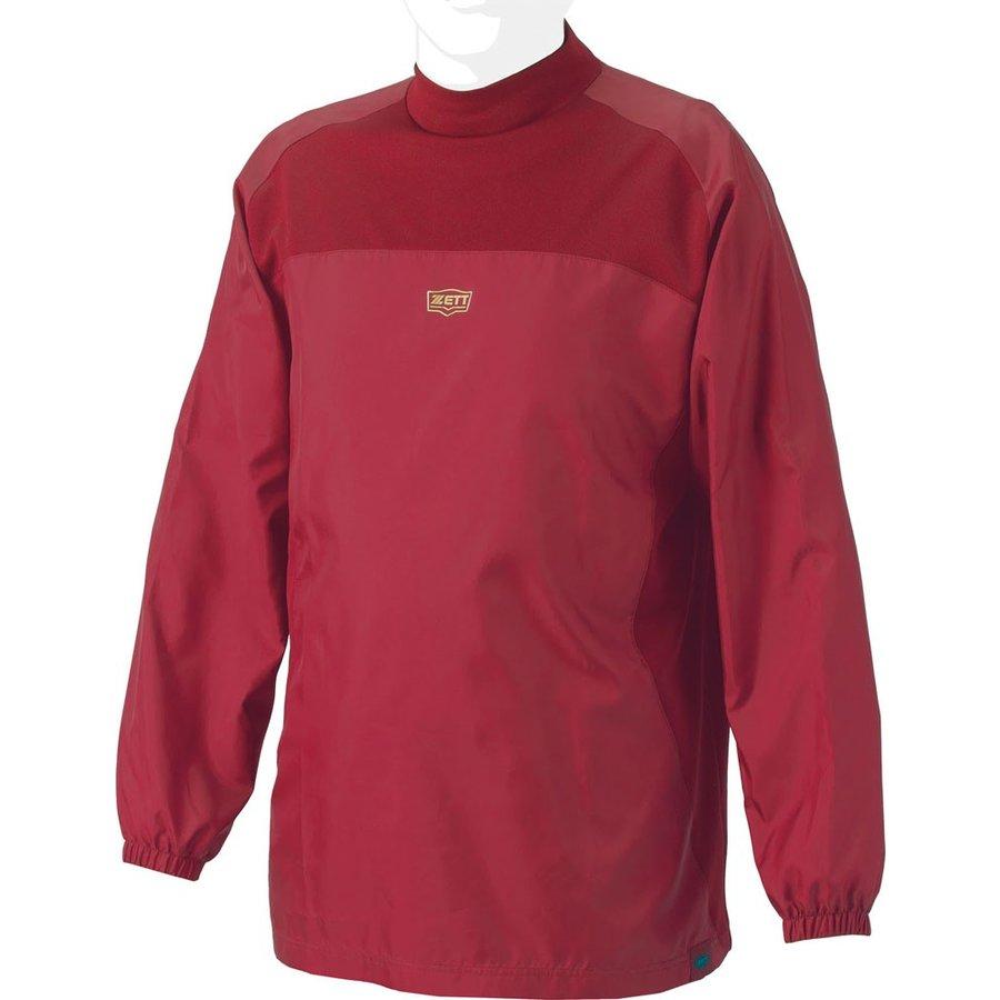 ゼット ZETT 少年用 ウインドレイヤーシャツ BO215WJ-6400 野球