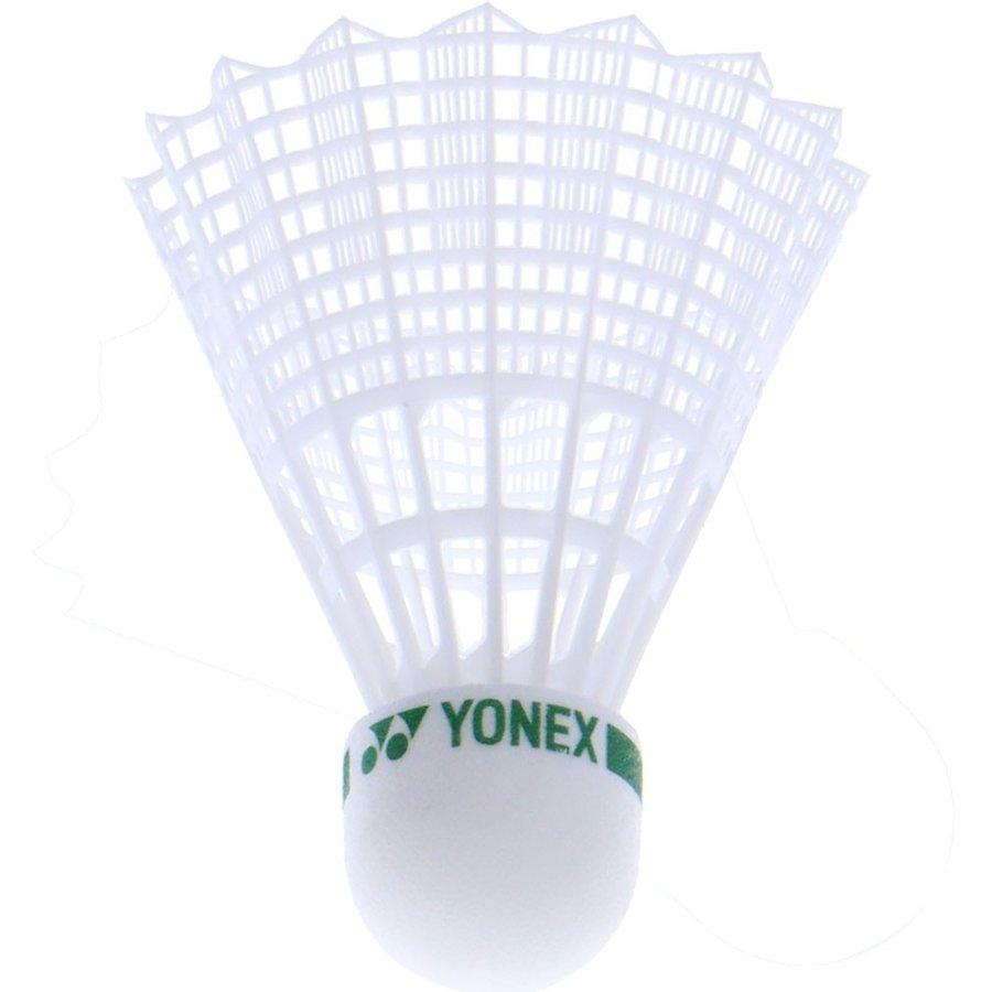 ヨネックス YONEX メイビス40 (6個入り) M40P バドミントン シャトル ナイロン 練習 検定球