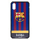 FCバルセロナ オフィシャル iPhoneカバー ハードケース ハイブリッドタイプ BCN33649 iPhone X XS