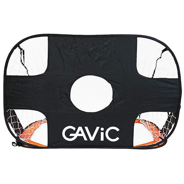 ガビック GAVIC ポップアップゴール GC1243 H80×W120×D80cm 簡単開閉式 練習用 1個 キャリーバッグ付き
