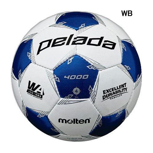 【名入れ無料】 モルテン molten ペレーダ pelada F4L4000 サッカーボール 4号