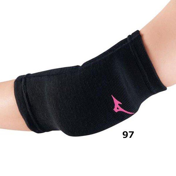 ミズノ mizuno 肘サポーター(2個セット) V2MY8016 バレーボール ジュニア 肘パッド