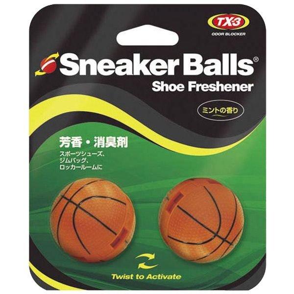 ミューラー バスケットボール 芳香・消臭剤 SneakerBalls スニーカーボール バスケットボール 87708