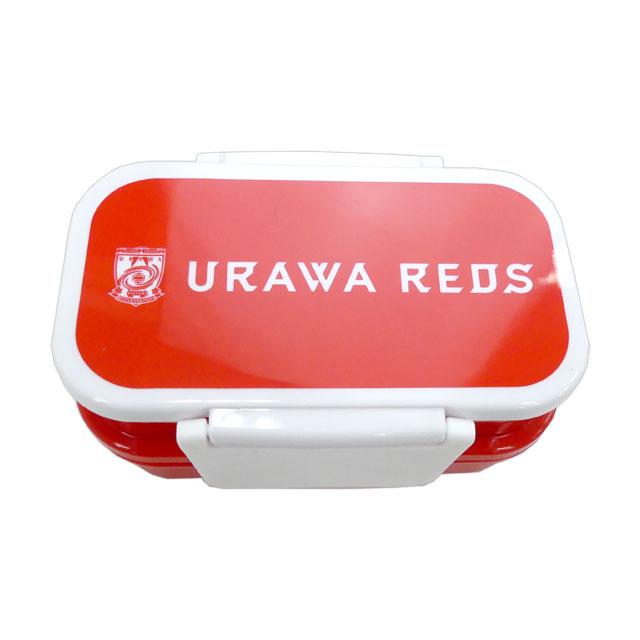 浦和レッズ ランチボックス 21-04270 Jリーグ チームグッズ お弁当箱 2段 電子レンジ可
