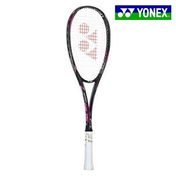 ヨネックス YONEX ネクシーガ80S NXG80S-798 軟式ラケット ソフトテニス ネクシーガシリーズ新作 黒 後衛向き 2019モデル
