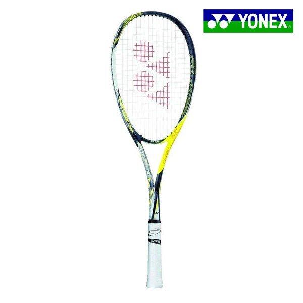 ヨネックス YONEX 軟式 ソフトテニス ラケット エフレーザー5S FLR5S-786 後衛向け イエロー パワー重視 ストローク