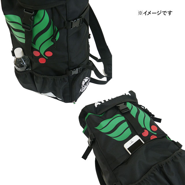 サッカーバッグ アスレタ ATHLETA  カフェブラ バックパック リュックサック 05253 Sサイズ