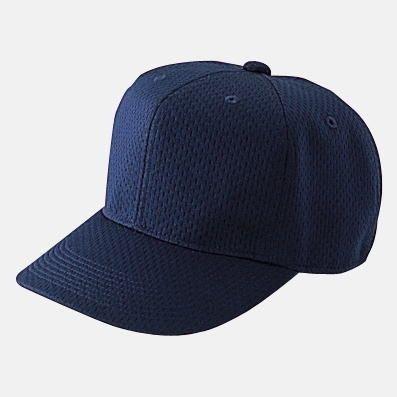 ミズノ 高校野球 ボーイズリーグ 審判員用 キャップ (八方/球審用) 52BA82414