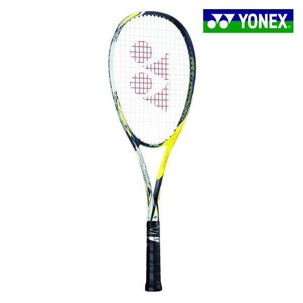 ヨネックス YONEX 軟式 ソフトテニス ラケット エフレーザー5V F-LASER 5V FLR5V-711 前衛向け パワー重視 ボレー 黄色