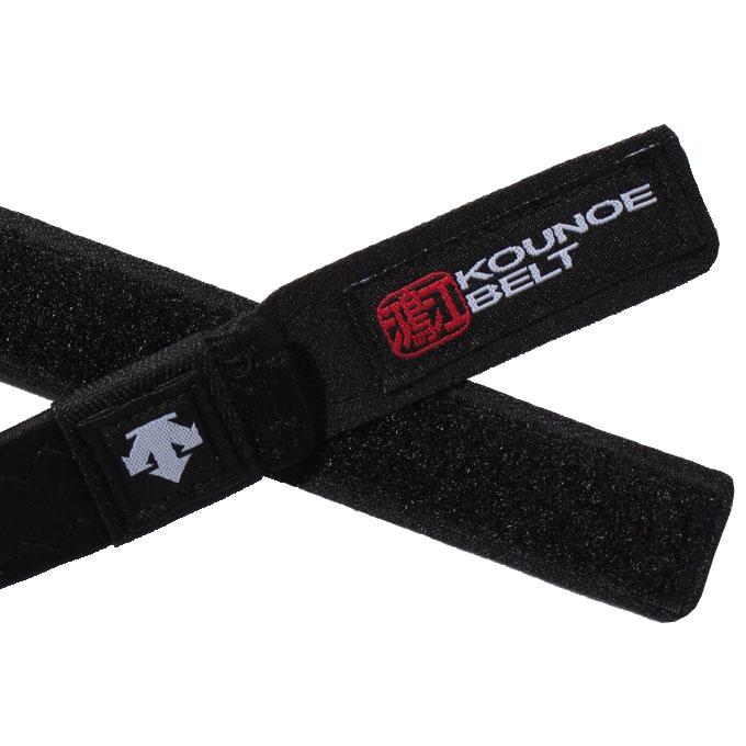 膝 サポーター 補助ベルト コウノエベルト 膝用 デサント DESCENTE DAT-8103