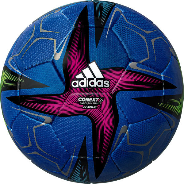 アディダス adidas コネクト21 リーグ AF534 サッカーボール 5号球 公式試合球レプリカ