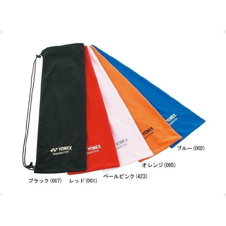 ヨネックス YONEX ソフトケース(バドミントンラケット1本用) AC541 002 ブルー