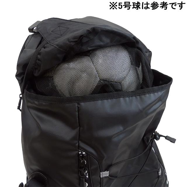スパッツィオ spazio プレミアム バックパック 2 BG0118 34Lリュックサック ボール収納 移動 通学 部活