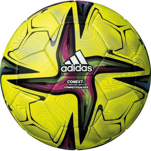 【名入れ無料】 アディダス adidas コネクト21 コンペティション キッズ AF431 サッカーボール 4号 公式試合球レプリカ