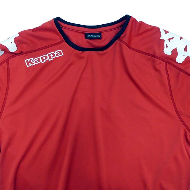 カッパ KAPPA 長袖 ゴールキーパーシャツ パッド付 KF912TL32 GKシャツ ゲームシャツ プラシャツ 練習着 男女兼用