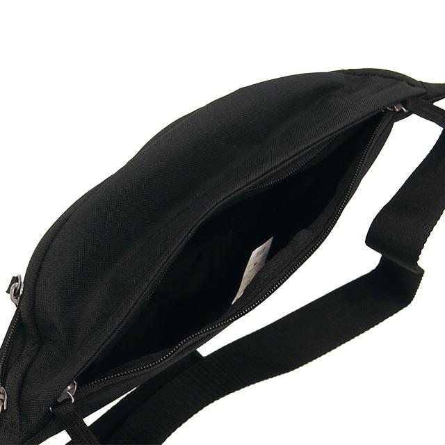 ナイキ NIKE ヘリテージ ヒップバック BA5750-010 ウエストポーチ ウエストパック ジョギング ウォーキング 普段使い 小物 ブラック 黒