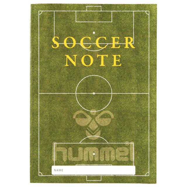 サッカーノート ベーシック版 ヒュンメル hummel HFA9021