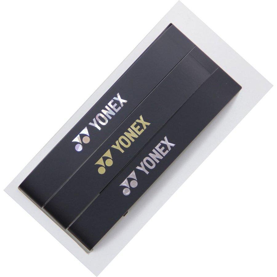 ヨネックス YONEX エッジガード5(ラケット3本分) AC158 007 ブラック