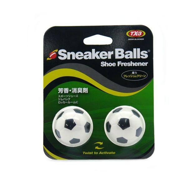 スニーカーボール Sneaker Balls 芳香剤 消臭剤 お手入れグッズ