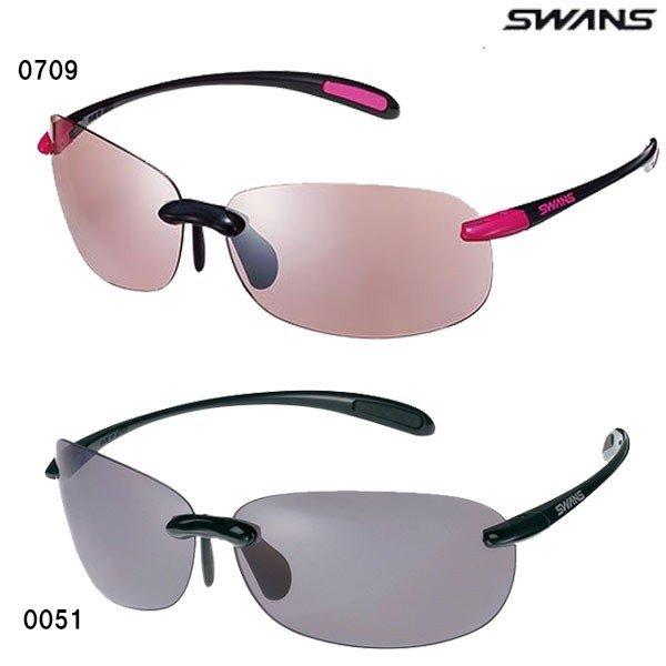 スワンズ SWANS Airless-beans SABE サングラス ミラーレンズ ランニング ゴルフ ドライブ