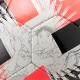 アディダス adidas ツバサ リーグ ルシアーダ TSUBASA × キャプテン翼 スペシャルエディション レプリカ5号球 AF518LU サッカーボール 5号球