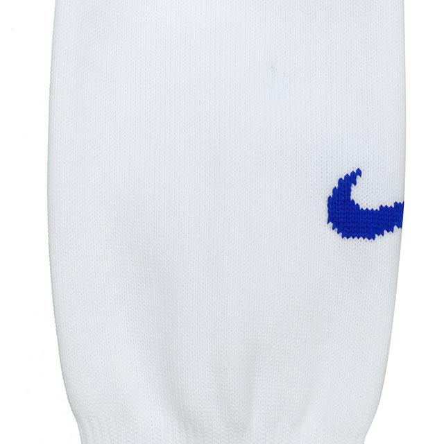 ナイキ NIKE アカデミー ストライプ フットボール ソックス 883335-108 サッカー ストッキング ハイソックス メンズ 25-27cm 27-29cm 白 ホワイト