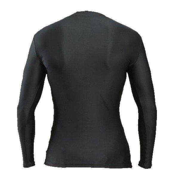 ミズノ MIZUNO バイオギア(ローネック/長袖) 12JA7C11 野球 大人 インナーシャツ アンダーシャツ 長袖 ブラック