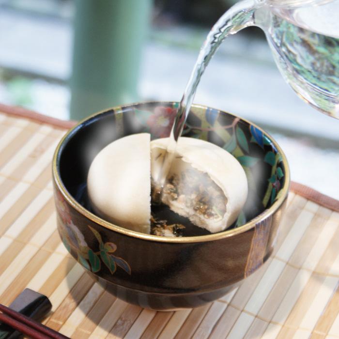 最中海藻スープ-(のど黒)
