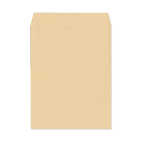 角3クラフト85/2色印刷【黒+DIC指定色】/〒枠なし/2500枚