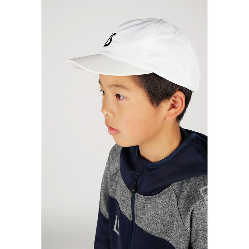 ルースイソンブラ/LUZeSOMBRA ジュニアキャップ/Jr LS B-SIDE CAP【F1924810】