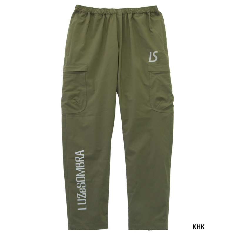 ルースイソンブラ/LUZeSOMBRA ピステロングパンツ/TWM STRETCH TAFTA CARGO LONG PANTS【F2011413】