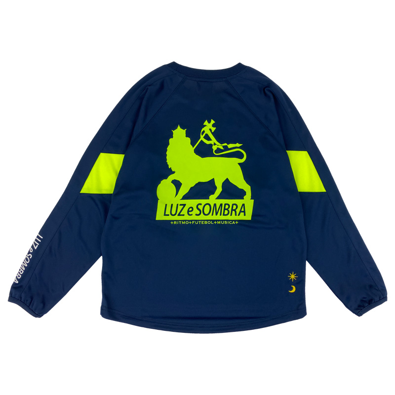 ルースイソンブラ/LUZeSOMBRA ジュニアロングプラシャツ/Jr IMN LONG PRA-SHIRT【L2211002】