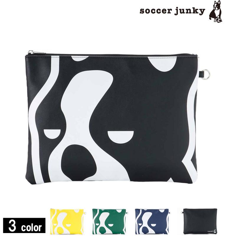 サッカージャンキー/soccer junky ラップトップケース/Sex appeal犬+4【SJ21065】