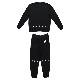 ノッソセニョールドパライーゾ/NOSSO SENHOR DO PARAISO スウェット上下セット/Flame Logo Sweat Set-Up【NP-00-539】