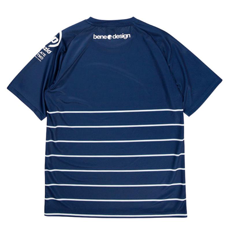 スパッツィオ/Spazio プラクティスシャツ/Border practice shirt【GE-0443】
