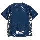 Spazio/スパッツィオ Dot9 practhice shirt/プラシャツ【GE-0499】