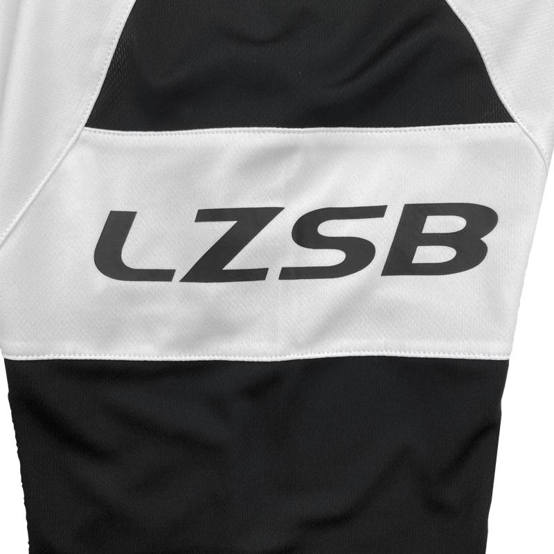 ルースイソンブラ/LUZeSOMBRA ジュニアロンプラ/Jr DIAGONAL LONG PRA-SHIRT【L2211008】
