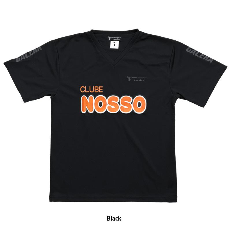 ノッソセニョールドパライーゾ/NOSSO SENHOR DO PARAISO プラクティスシャツ/CLUBE NOSSO Pra-Shirts 【NP-00-531】