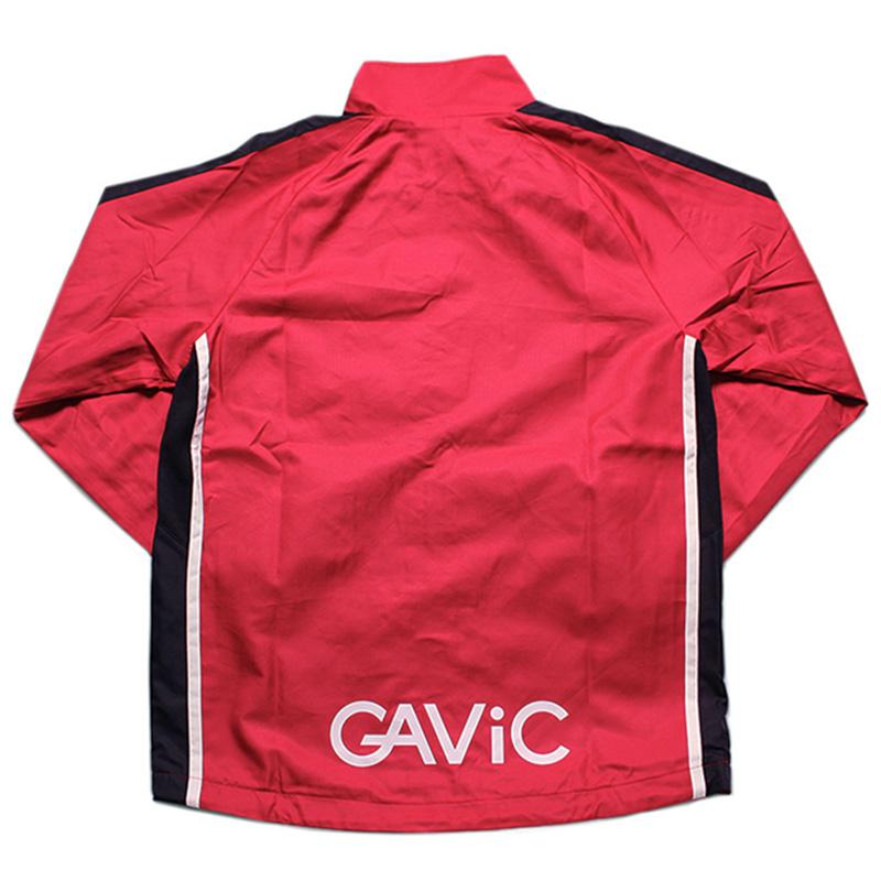 (取り寄せ)ガビック/GAViC ジュニア/AKピステトップ(フルZIP)裏メッシュ付 【GA1621】